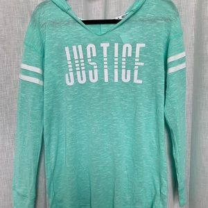 Long sleeve shirt from Justice